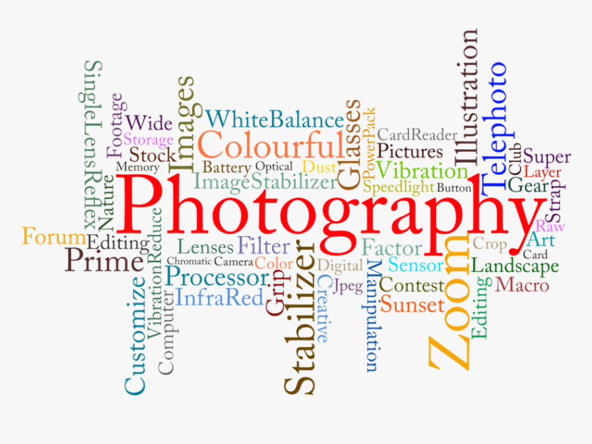 Photography Clip Art - Photography Pics Art Png, Transparent Png, Free Download