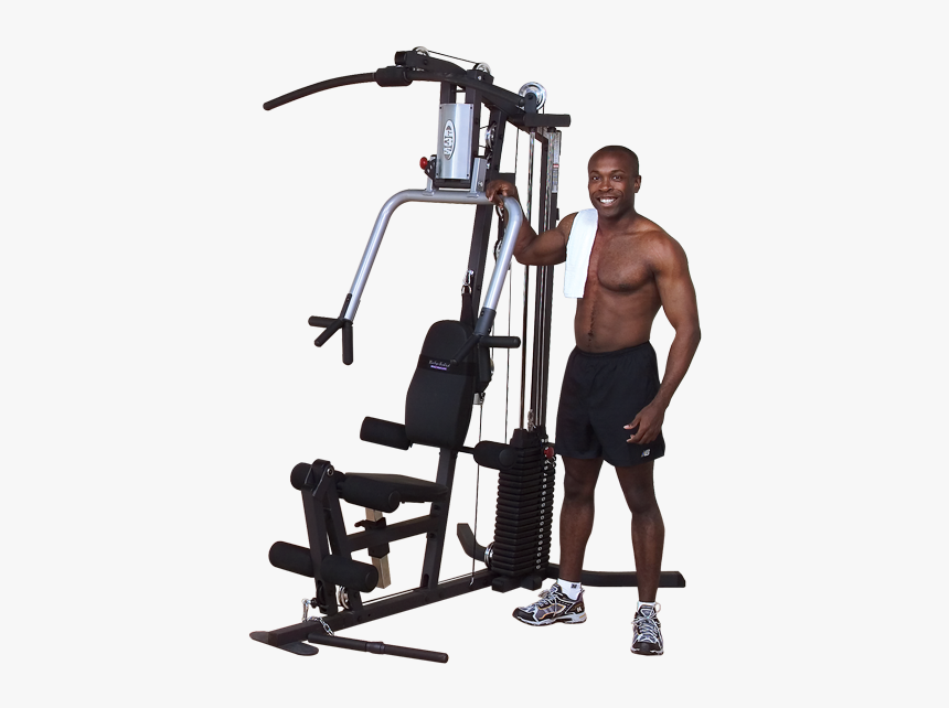 Body-solid G3s Selectorized Home Gym - Body Solid G3s Home Gym, HD Png Download, Free Download