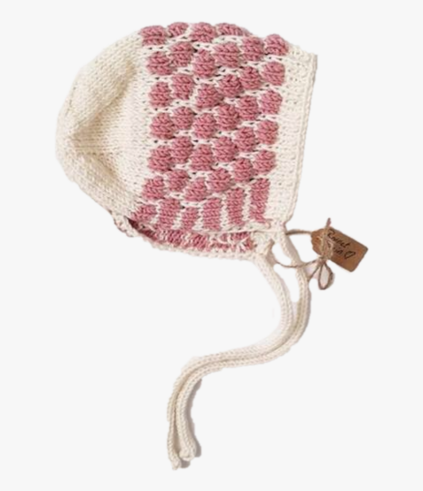 Transparent Baby Bonnet Png - Crochet, Png Download, Free Download