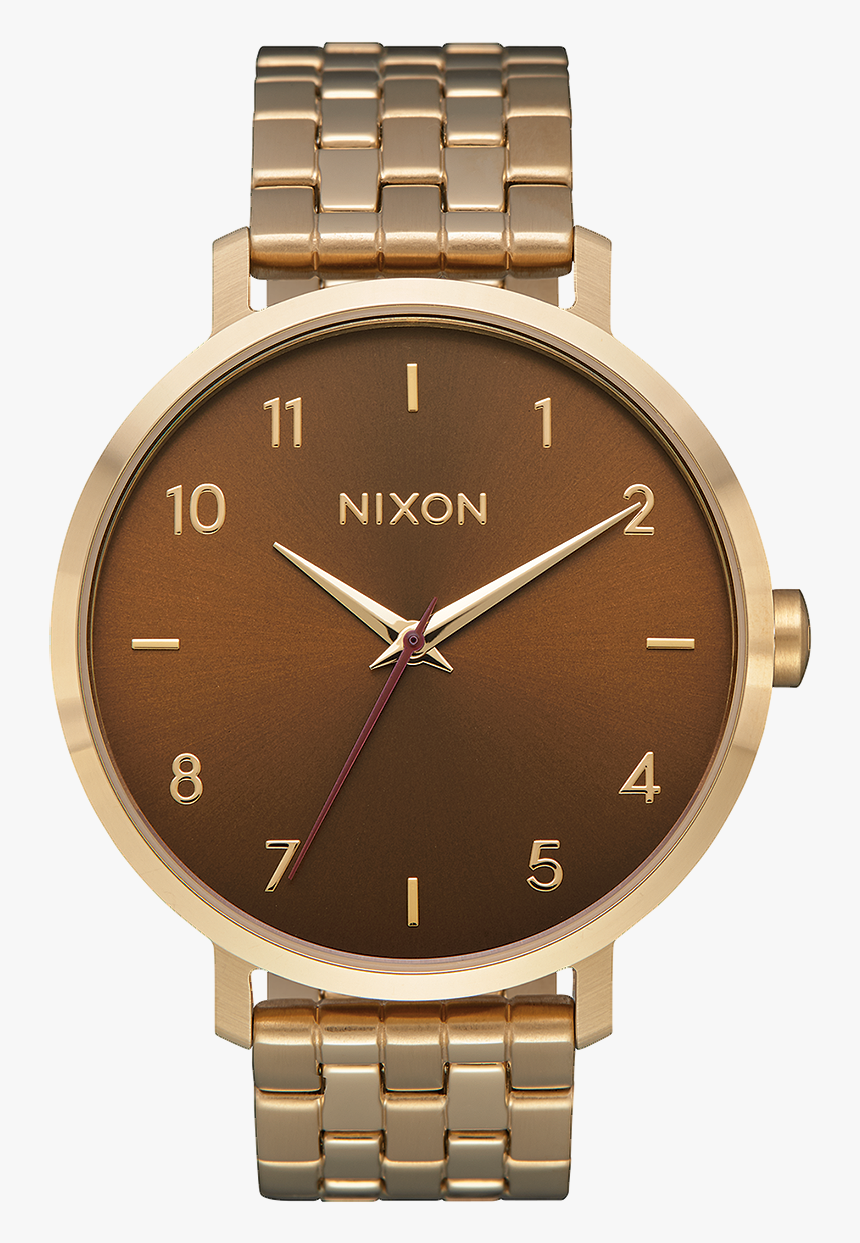 Rose Gold Nixon Arrow Watch, HD Png Download, Free Download