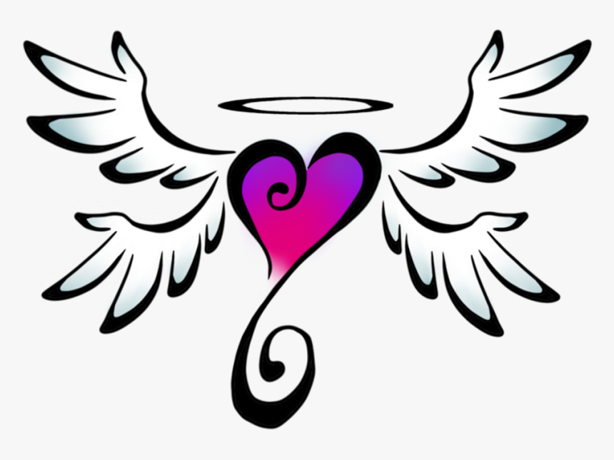 Tattoo Clipart Logo Png - Heart Love Tattoo Png, Transparent Png, Free Download