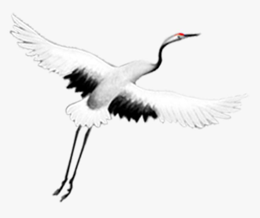 Transparent Crane Hook Png - Flying Crane Png, Png Download, Free Download