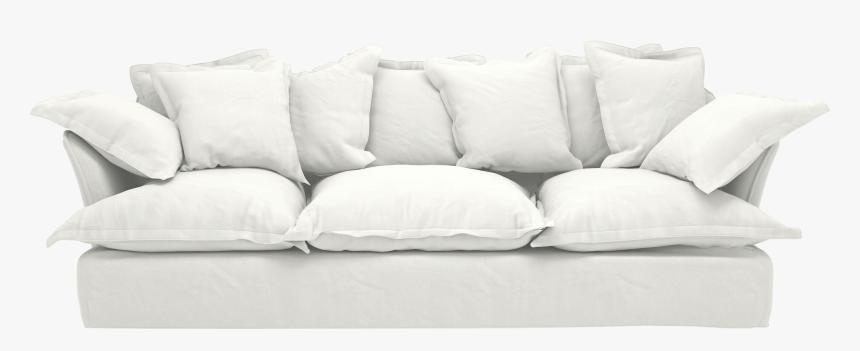 Coconut Linen Large Sofa Class