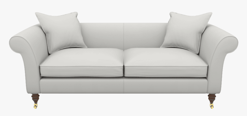 Clavering 3 Seater Sofa Transparent Background - Sofa Bed, HD Png Download  - kindpng