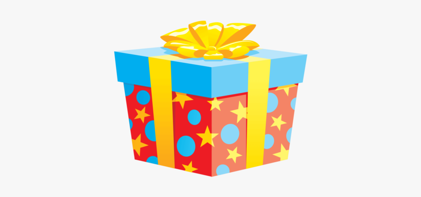 Gift Clipart Png Image Free Download Searchpng - Birthday Cake Gift Png, Transparent Png, Free Download