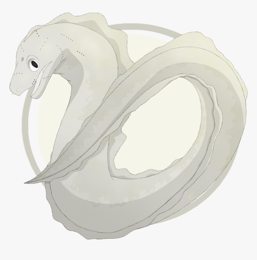 Transparent Eel Geometric Svg Royalty Free Stock - Swan, HD Png Download, Free Download