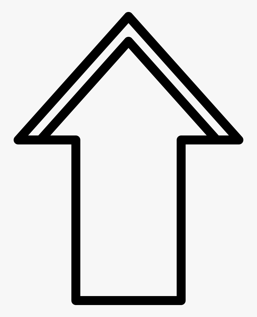 Tube Direction Arrow - Arrow, HD Png Download, Free Download