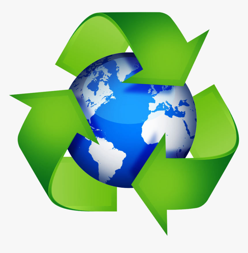 Recycle Clipart Disposal - Solid Waste Management Logo, HD Png Download, Free Download