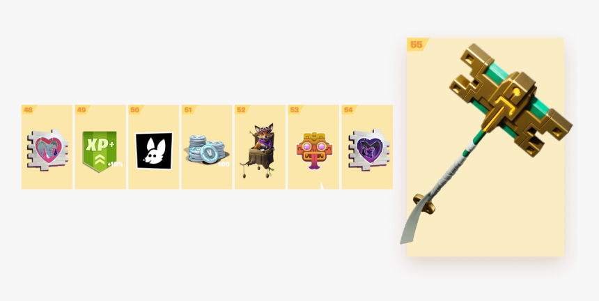 V7 00 Patch Notes - Fortnite Season 8 Pickaxe, HD Png Download, Free Download