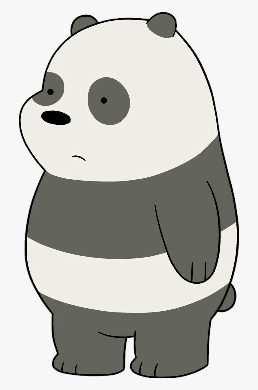 #webarebears #bear #tumblr #oso - We Bear Bears Baby Panda, HD Png Download, Free Download