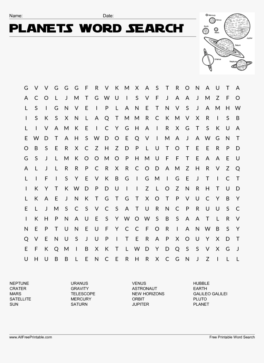 Luau Word Search Printable, HD Png Download, Free Download