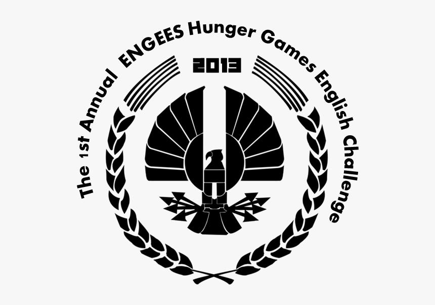 Hunger Games Capitol Symbol Hd Png Download Kindpng