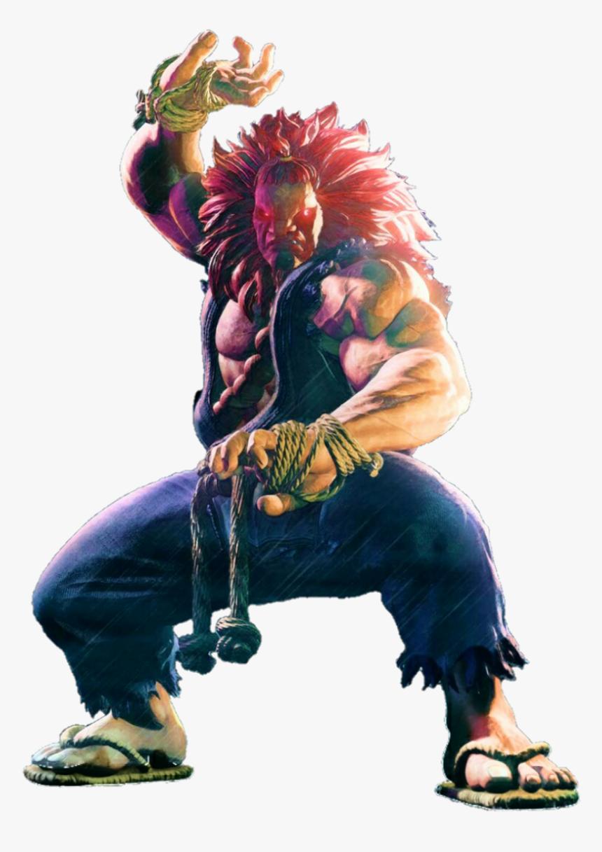 Villains Wiki Akuma Wallpaper Street Fighter 5 Hd Png Download