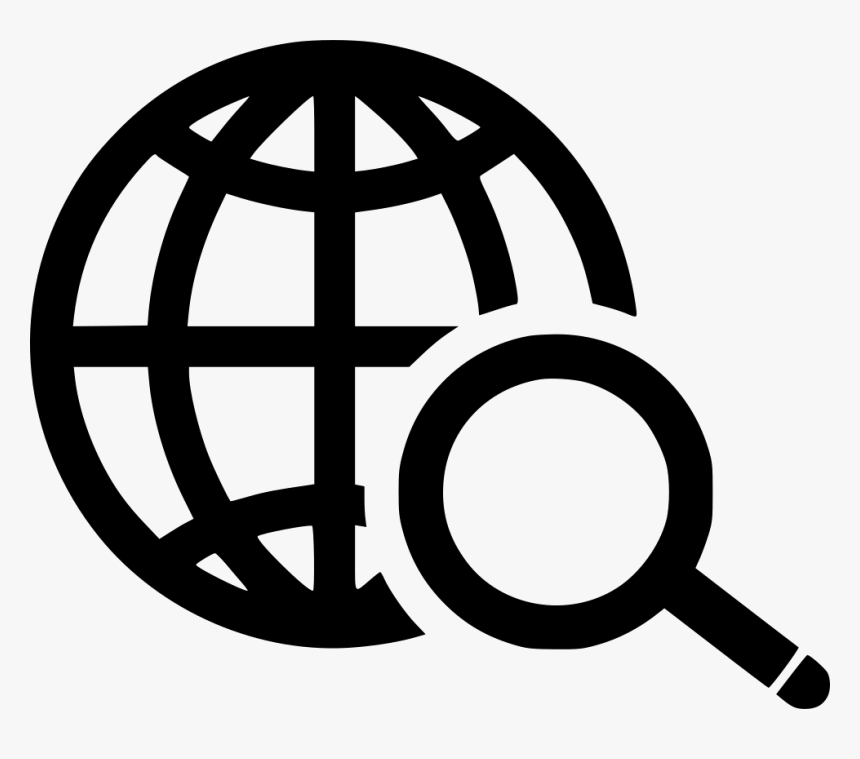Zoom Magnifier Search Global Internet Network Internet Search Icon Png Transparent Png Kindpng