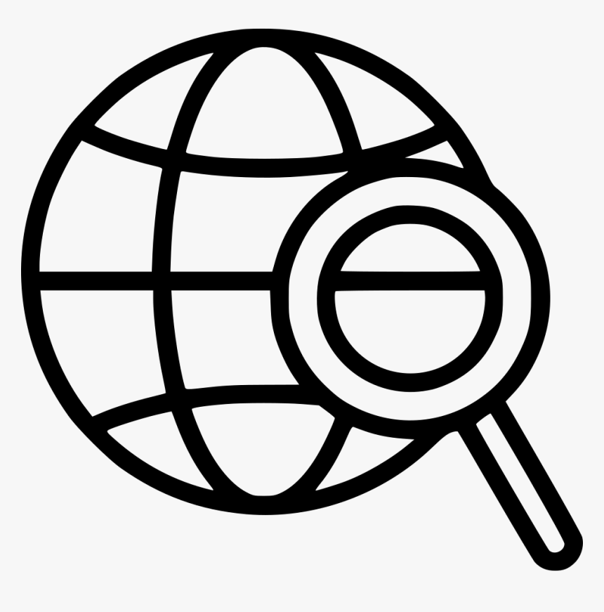 Browser Internet Communication Network Search Seo Icon Vector Globe Png Transparent Png Kindpng