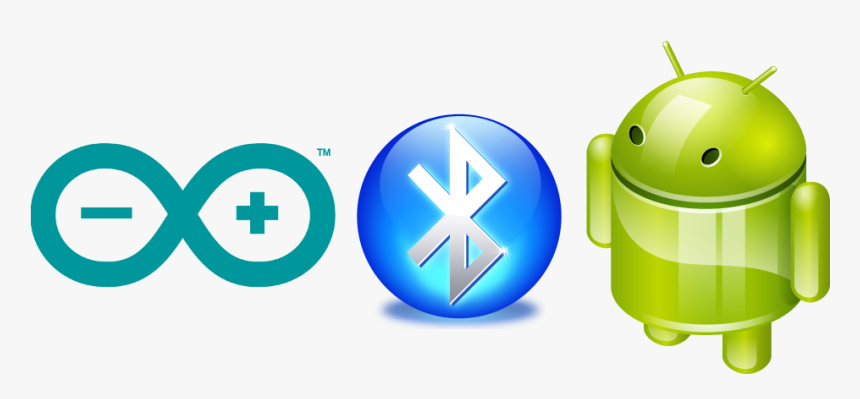 Android Bluetooth Arduino - Robot Android Logo Png, Transparent Png, Free Download