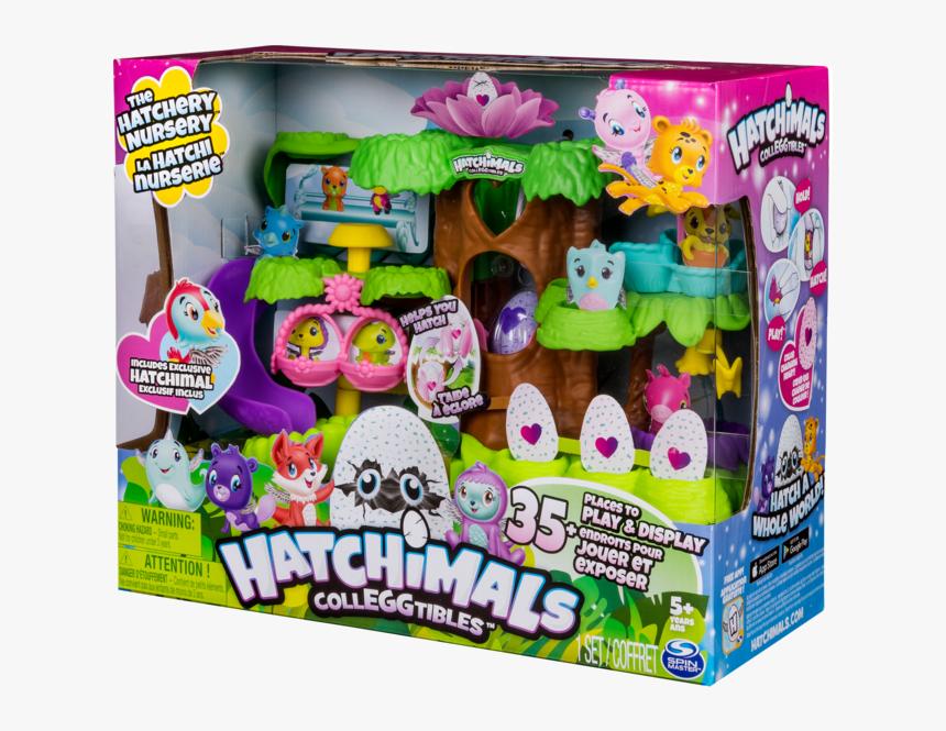 Hatchimals Hatchery Nursery Playset, HD Png Download, Free Download