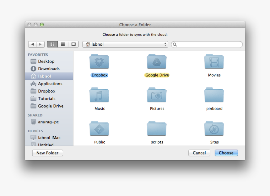 Dropbox For Mac Sync - Google Drive Mac, HD Png Download, Free Download