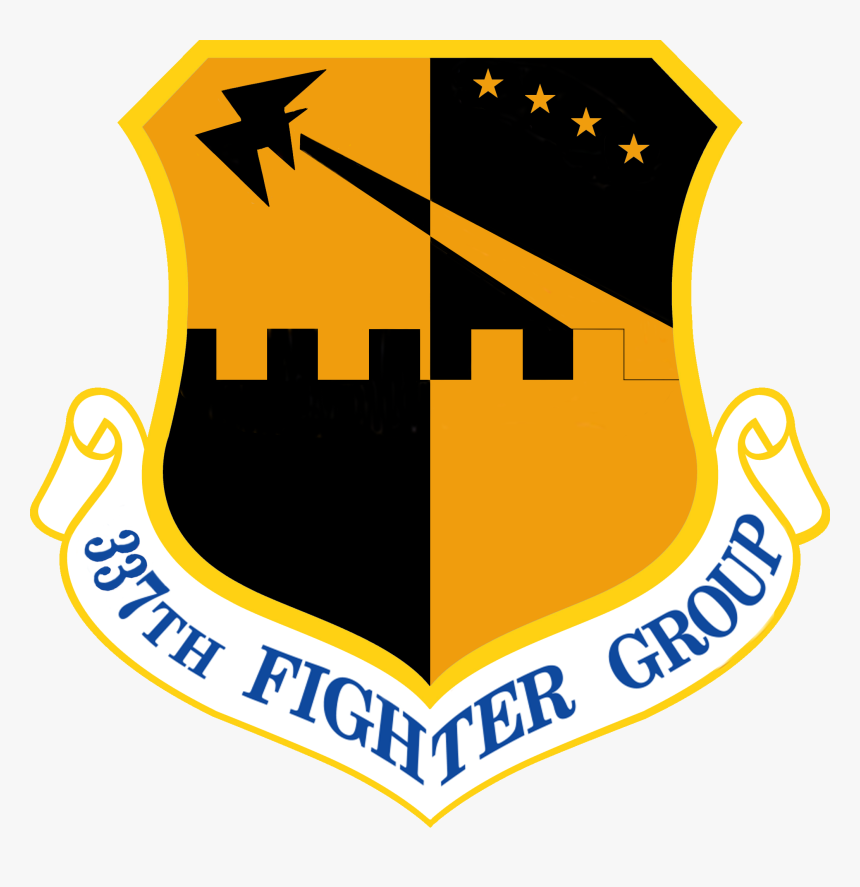 337th Fighter Group - Emblem, HD Png Download, Free Download