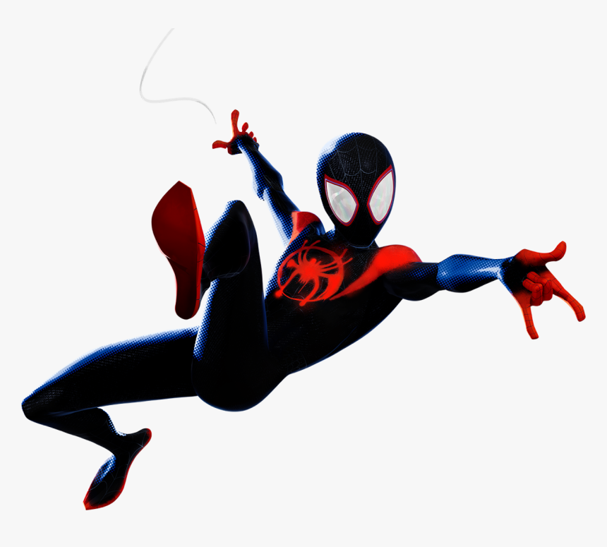 Spider Man Into The Spider Verse Clip Art, HD Png Download, Free Download