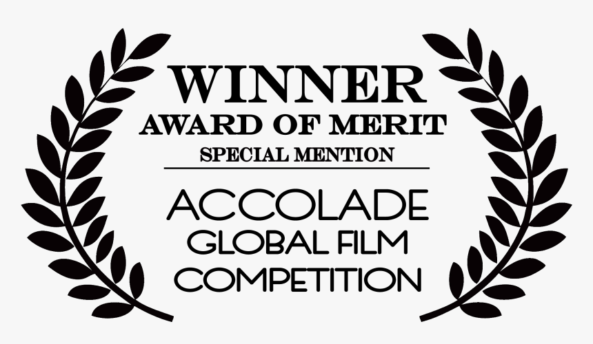Accolade Global Film Competition Award Of Merit, HD Png Download, Free Download