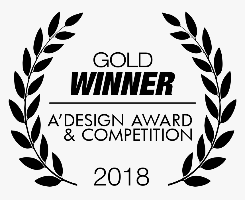 """Golden A""""design Award - Design Award And Competition 2019, HD Png Download, Free Download"""