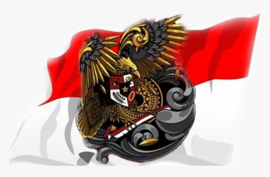 garuda merahputih indonesia nusantara scworldflags garuda pancasila 3d model hd png download kindpng garuda pancasila 3d model hd png