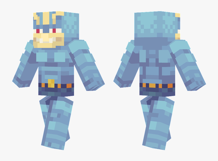 Daft Punk Skin De Minecraft, HD Png Download, Free Download