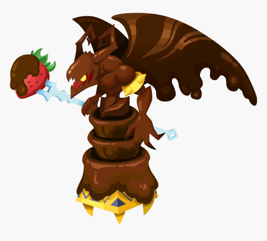 Chocolate Gargoyle Khx - Kingdom Hearts Unchained X Heartless, HD Png Download, Free Download