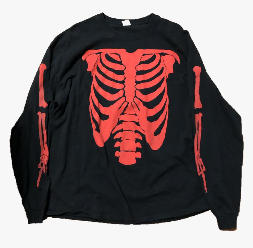 Image Of Carti Skeleton L S Playboi Carti Die Lit Merch Hd Png Download Kindpng