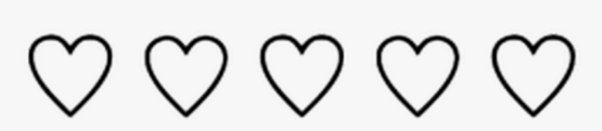 Frame Tumblr Photo Photography Foto Overlay Png Free - Heart, Transparent Png, Free Download