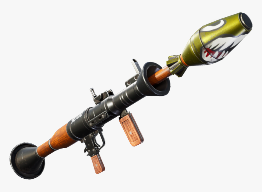 Fortnite Chapter 2 Weapons - Fortnite Chapter 2 Rocket Launcher, HD Png Download, Free Download