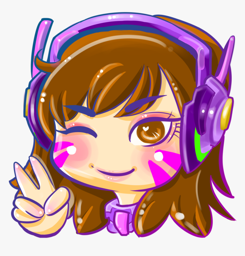 Overwatch Twitch Emotes Png, Transparent Png, Free Download