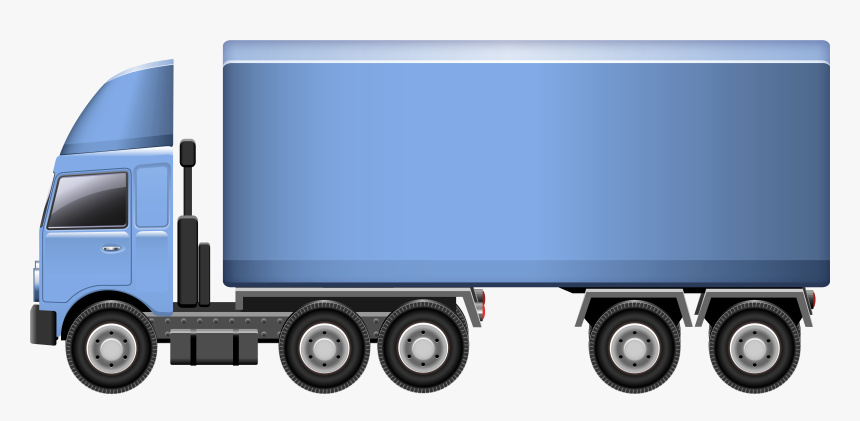 Truck Png Clip Art Transparent Background Truck Clipart Png Download Kindpng