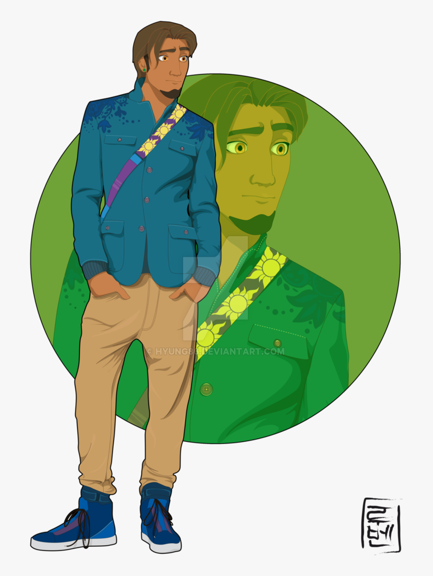 Disney College Student Clipart Flynn Rider Disney University - Disney Character University, HD Png Download, Free Download