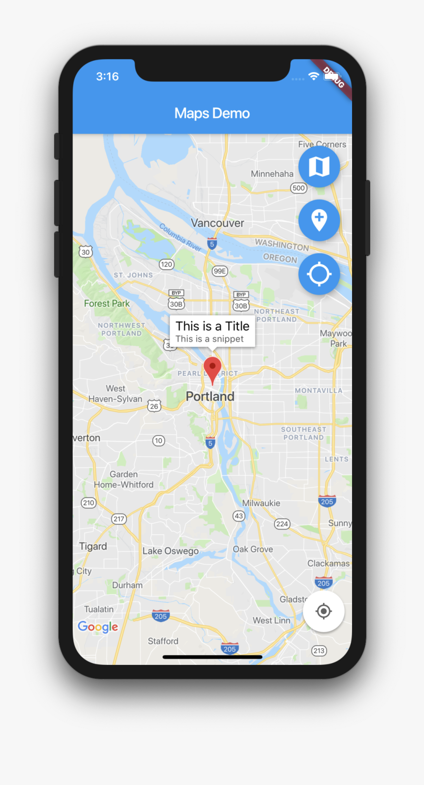 google map for mobile free download
