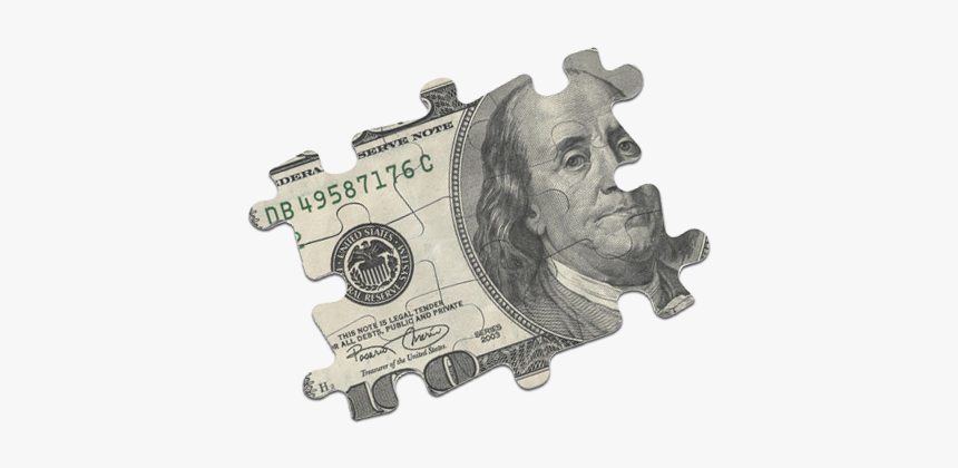 Easy Money - 100 Dollar Bill, HD Png Download, Free Download