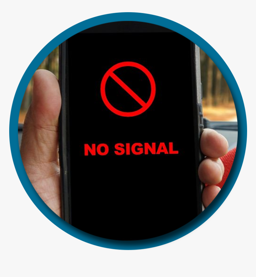 Transparent No Signal Png - No Signal Mobile Phone, Png Download, Free Download