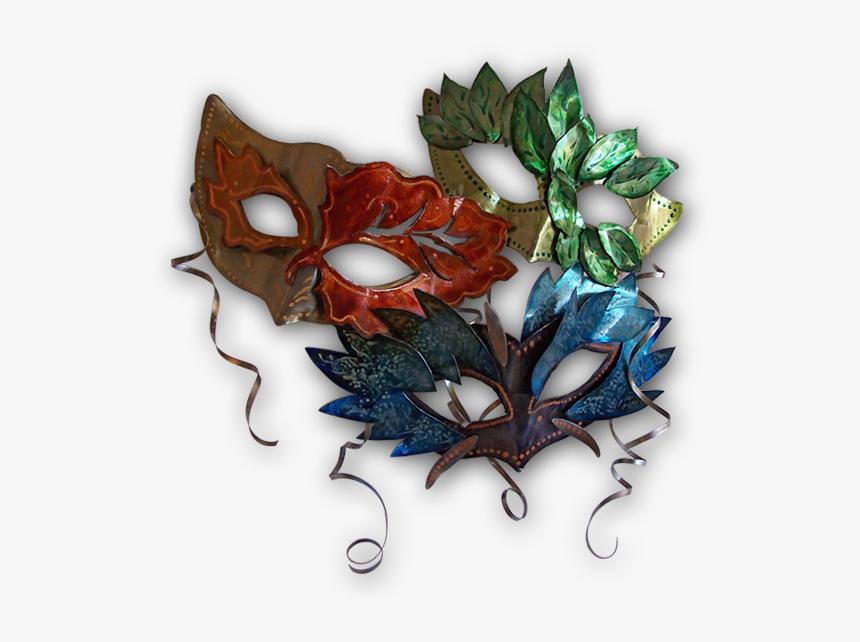 Mardigrasmasks - Tubes Carnaval Png, Transparent Png, Free Download