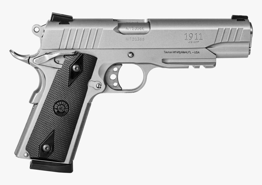 Taurus 1911™ Pistols - Taurus 1911 45 Rail, HD Png Download, Free Download