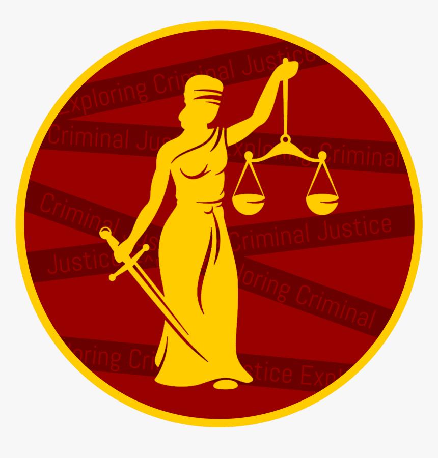 Exploring Criminal Justice Sticker - Stock Illustration, HD Png Download, Free Download