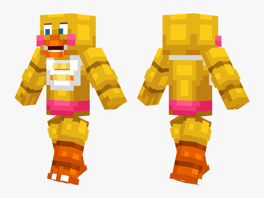 Fnaf Minecraft Skins Fnaf 5, HD Png Download, Free Download