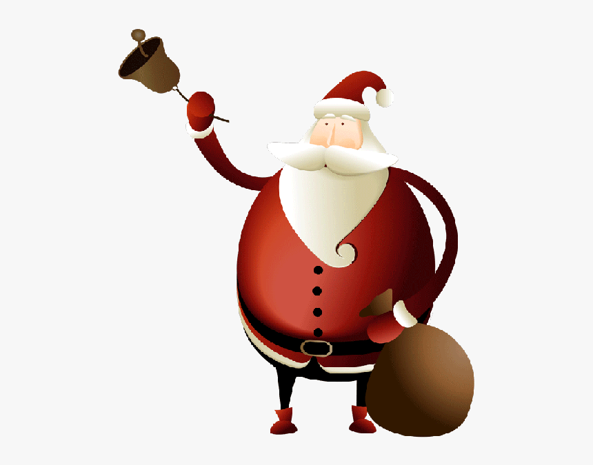 Christmas Day Clipart , Png Download - Santa Claus Png Gif, Transparent Png, Free Download