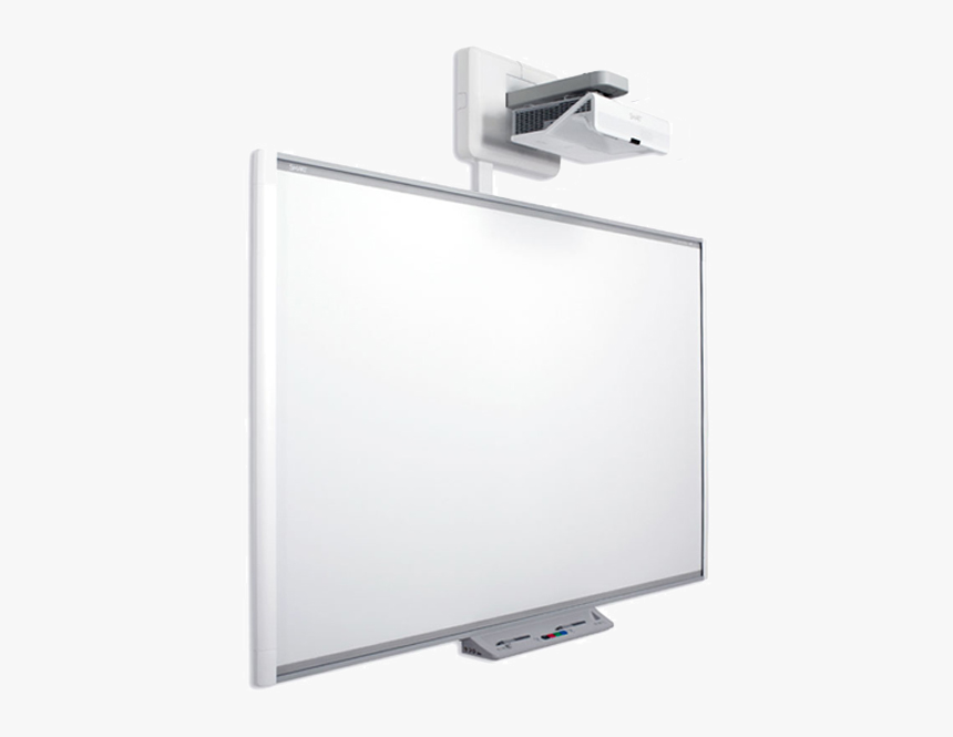 Smart Board Projector Screen, HD Png Download, Free Download