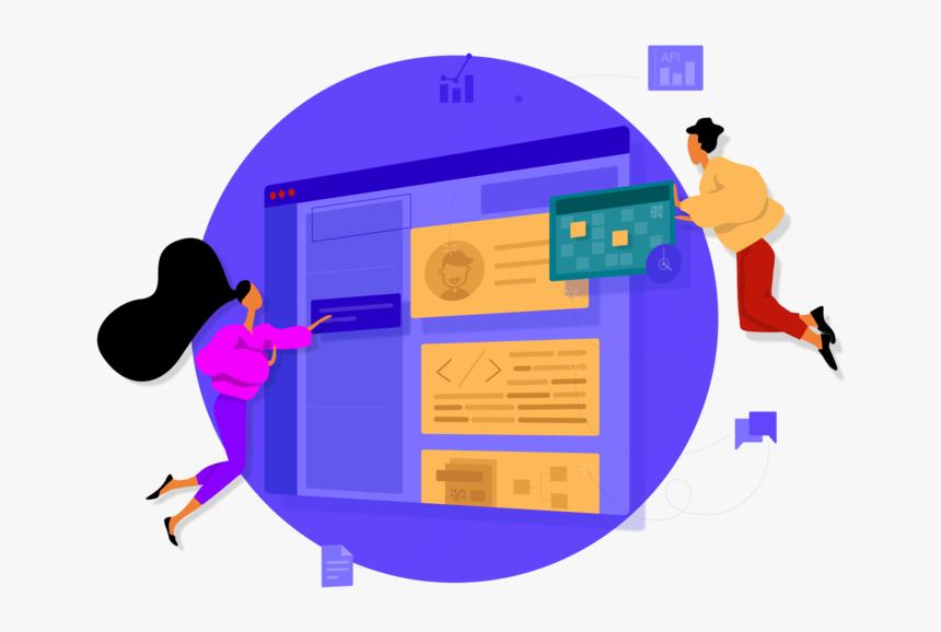 Team Work Free Illustration Concept Team Work Icon - Illustration, HD Png Download, Free Download