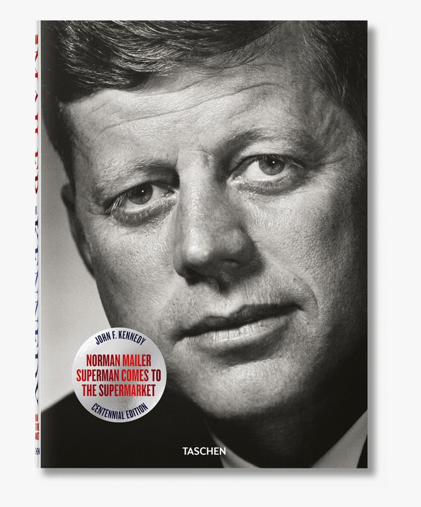 Transparent John F Kennedy Png - Superman Comes To The Supermarket, Png Download, Free Download