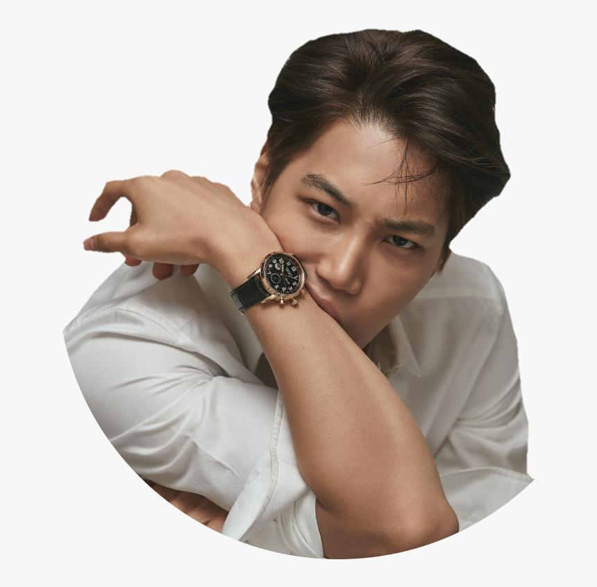252 2522083 kai exo kpop png exo kai magazine transparent