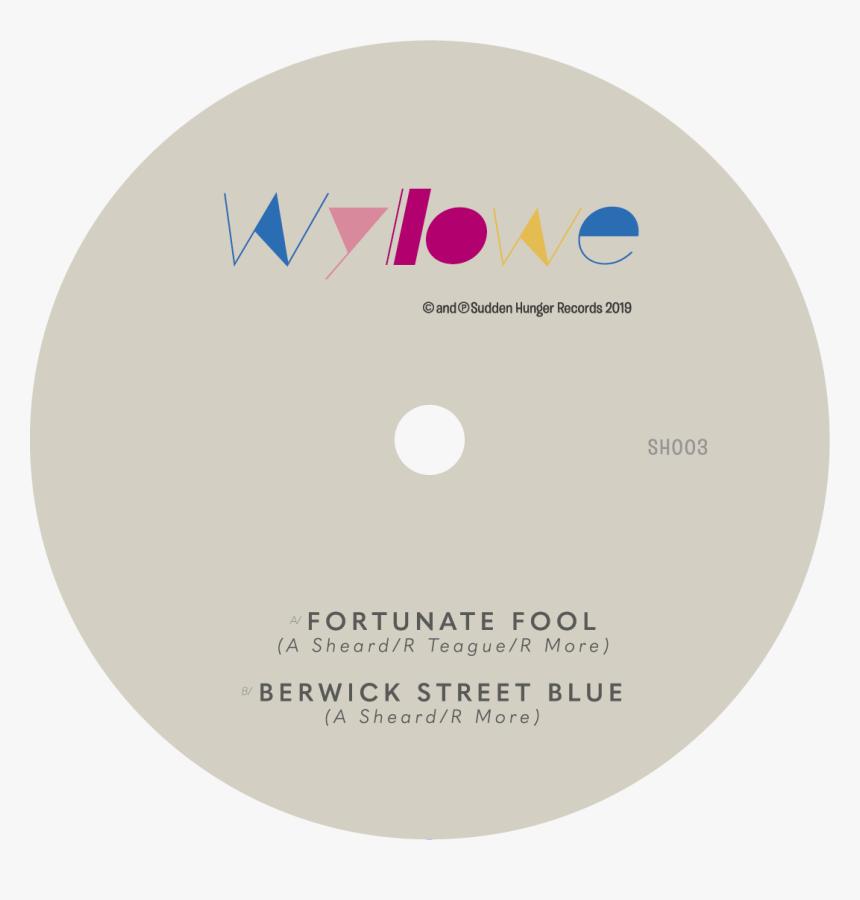 Wyllowe-fortunate Fool - Circle, HD Png Download, Free Download