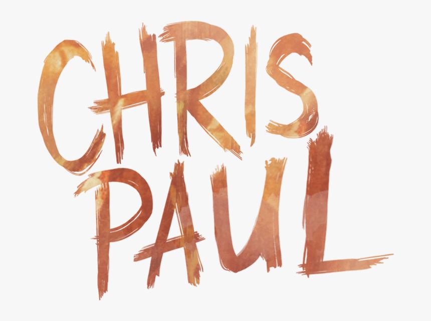 Chris Paul - Chris Paul Name Png, Transparent Png, Free Download