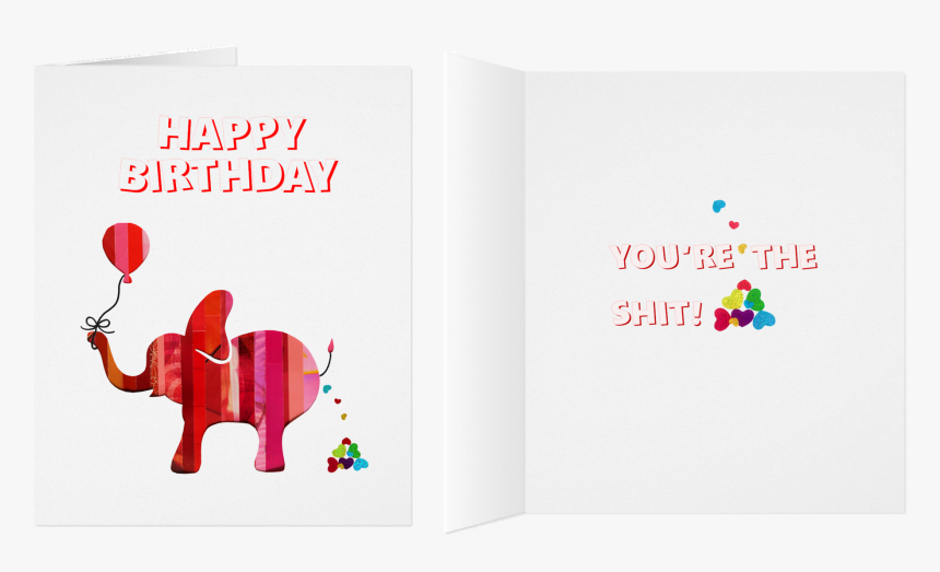 Transparent Greeting Card Clipart - Greeting Card, HD Png Download, Free Download